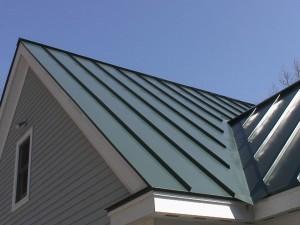 Metal roofing - Pidgeon Inc.