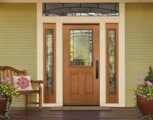 Exterior Doors - Pidgeon