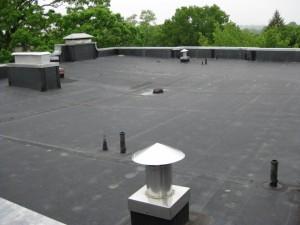 Flat roofing - Pidgeon Inc.